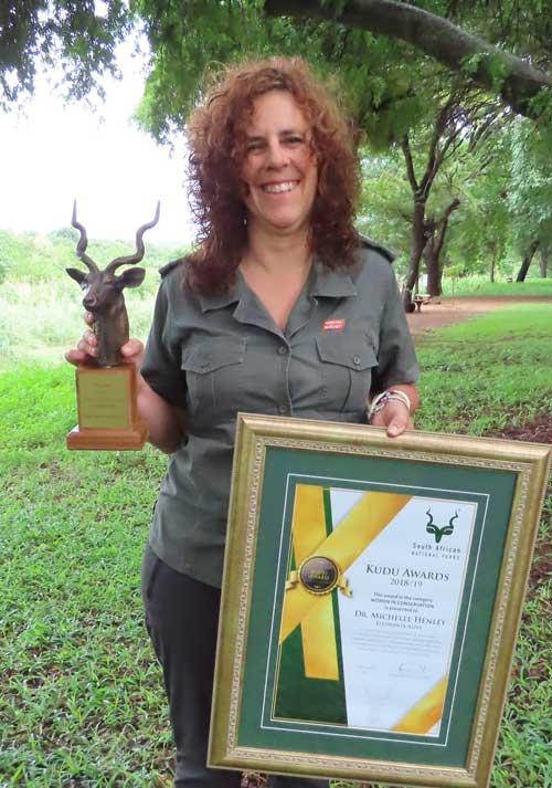 Kudu Award